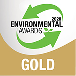 Environmental Awards 2020 - Gold